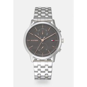 トミー ヒルフィガー 腕時計 メンズ アクセサリー EASTON - Watch - silber-coloured|astyshop