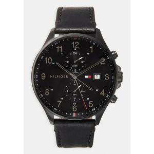 トミー ヒルフィガー 腕時計 メンズ アクセサリー WEST - Watch - schwarz|astyshop