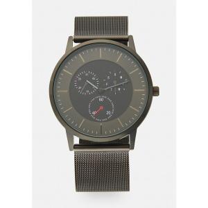 ピアワン 腕時計 メンズ アクセサリー UNISEX - Watch - black|astyshop