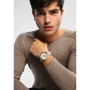 アルマーニエクスチェンジ 腕時計 メンズ アクセサリー Chronograph watch - gold-coloured|astyshop
