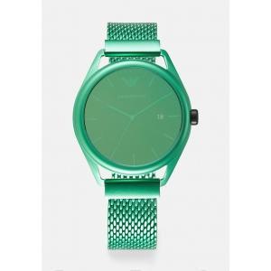 エンポリオ アルマーニ 腕時計 メンズ アクセサリー MATTEO - Watch - green|astyshop