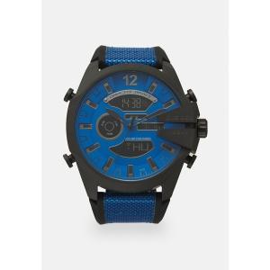ディーゼル 腕時計 メンズ アクセサリー MEGA CHIEF - Chronograph watch - blue|astyshop