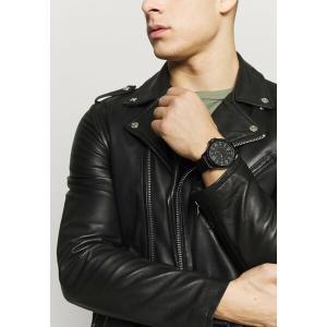 ピアワン 腕時計 メンズ アクセサリー Watch - black|astyshop