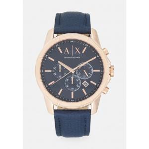 アルマーニエクスチェンジ 腕時計 メンズ アクセサリー BANKS - Chronograph watch - rose gold-coloured|astyshop