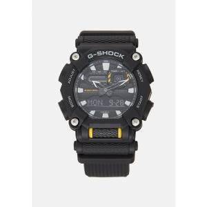ジーショック 腕時計 メンズ アクセサリー NEW GA HEAVY DUTY STREET - Chronograph watch - black|astyshop