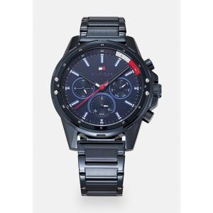トミー ヒルフィガー 腕時計 メンズ アクセサリー MASON - Watch - blau|astyshop