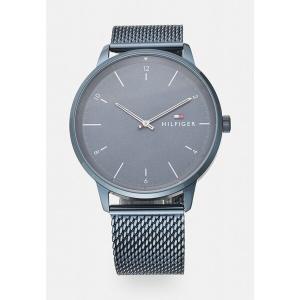 トミー ヒルフィガー 腕時計 メンズ アクセサリー HENDRIX UNISEX - Watch - blue|astyshop
