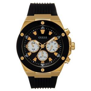 ゲス 腕時計 メンズ アクセサリー MENS SPORT  - Watch - black/gold-coloured|astyshop