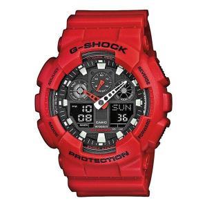 ジーショック 腕時計 メンズ アクセサリー G-SHOCK - Chronograph watch - rot|astyshop
