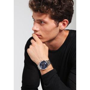 エンポリオ アルマーニ 腕時計 メンズ アクセサリー Chronograph watch - silver-coloured|astyshop