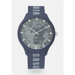 ヴェルサス ヴェルサーチ 腕時計 メンズ アクセサリー DOMUS UNISEX - Watch - blue|astyshop
