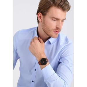 フォッシル 腕時計 メンズ アクセサリー THE MINIMALIST - Watch - braun|astyshop
