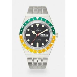 タイメックス 腕時計 メンズ アクセサリー Q COLOR SERIES - Watch - silver-coloured/green/yellow|astyshop