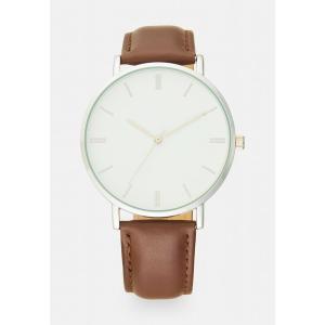 ピアワン 腕時計 メンズ アクセサリー UNISEX - Watch - brown|astyshop