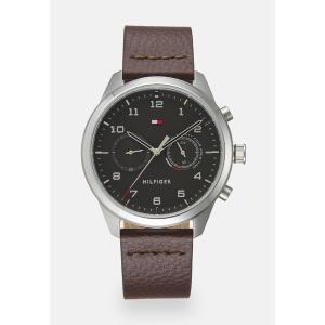 トミー ヒルフィガー 腕時計 メンズ アクセサリー PATRICK - Watch - brown|astyshop