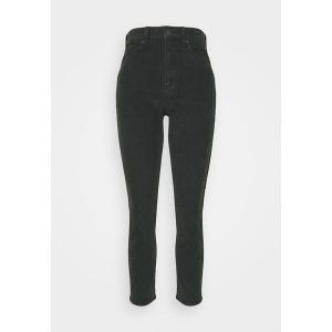 アメリカンイーグル カジュアルパンツ レディース ボトムス MOM - Trousers - black|astyshop