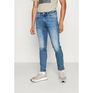 アメリカンイーグル デニムパンツ メンズ ボトムス SKINNY - Jeans Tapered Fit - jet indigo|astyshop