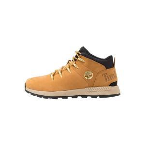 ティンバーランド ブーツ&レインブーツ メンズ シューズ SPRINT TREKKER MID - Lace-up ankle boots - wheat|astyshop