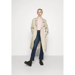 アメリカンイーグル デニムパンツ レディース ボトムス SKINNY KICK - Flared Jeans - deep sea blue|astyshop