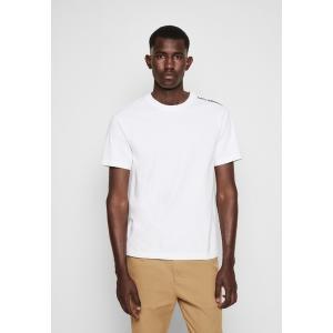 パコ・ラバンヌ Tシャツ メンズ トップス UNISEX - Print T-shirt - black/white astyshop