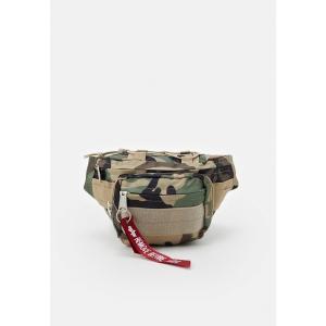 アルファインダストリーズ ボディバッグ・ウエストポーチ メンズ バッグ TACTICAL WAIST BAG UNISEX - Bum bag - brown|astyshop