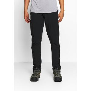 サロモン カジュアルパンツ メンズ ボトムス WAYFARER - Trousers - black