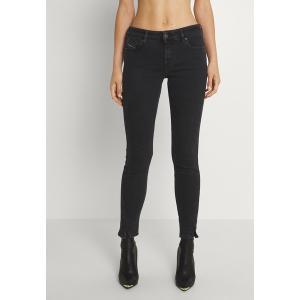 ディーゼル カジュアルパンツ レディース ボトムス D-JEVEL - Jeans Skinny Fit - washed black astyshop