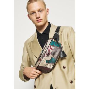 モスキーノ ボディバッグ・ウエストポーチ メンズ バッグ UNISEX - Bum bag - multi-coloured|astyshop