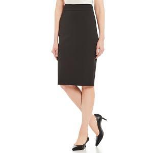 アントニオメラニー レディース スカート ボトムス Jennifer Twill Pencil Skirt Black|astyshop
