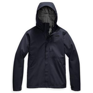 ノースフェイス メンズ ジャケット&ブルゾン アウター Dryzzle FUTURELIGHT Long-Sleeve Hooded Jacket Aviator Navy astyshop