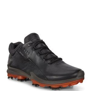 エコー メンズ スニーカー シューズ Men's Golf BIOM G3 Cleated Golf Shoes Black|astyshop