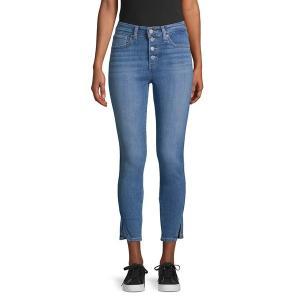 リーバイス レディース デニム ボトムス High-Rise Skinny Cropped Jeans Back To Back|astyshop
