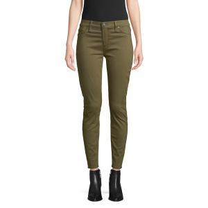 ハドソンジーンズ レディース デニム ボトムス Mid-Rise Stretch Skinny Jeans Troop|astyshop