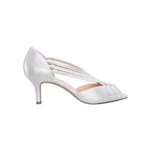 ニナ レディース パンプス シューズ Novita Embellished Sandals Silv...