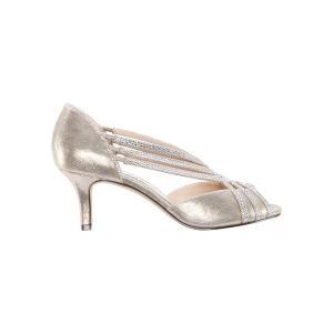 ニナ レディース パンプス シューズ Novita Embellished Sandals Taup...