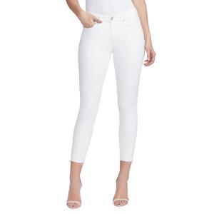 ウィリアム ラスト レディース デニム ボトムス Skinny Ankle Jeans White|astyshop