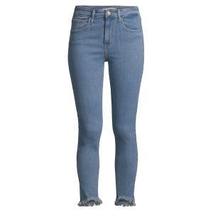 リーバイス レディース デニム ボトムス 721 High-Rise Jeans Dark Blue|astyshop