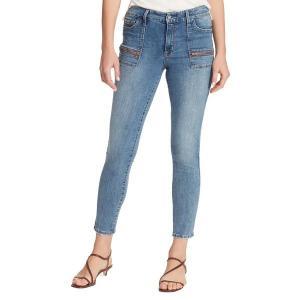 サンクチュアリー レディース デニム ボトムス Social Standard Skinny-Fit Utility Ankle Jeans Drifter|astyshop