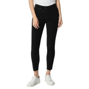 ジョーズジーンズ レディース デニム ボトムス The Charlie Ankle Skinny Jeans Black|astyshop