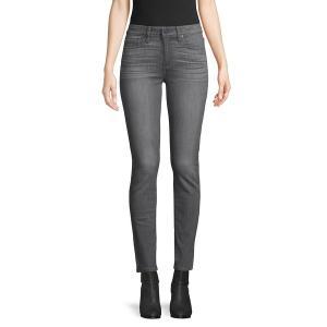ペイジジーンズ レディース デニム ボトムス Mid-Rise Skinny Jeans Dusk Grey|astyshop