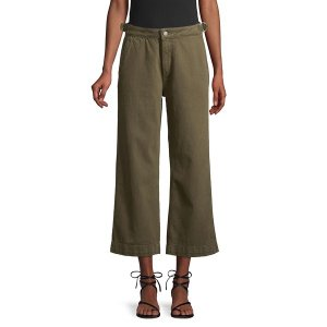 ディーエル1961 レディース デニム ボトムス Hepburn High-Rise Wide-Leg Jeans Dale|astyshop