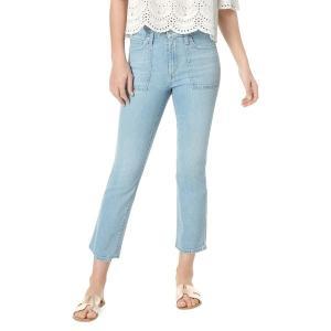 ジョーズジーンズ レディース デニム ボトムス Calie Utility Cropped Jeans Steffy|astyshop