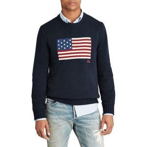 ラルフローレン メンズ ニット、セーター アウター The Iconic Flag Sweater ...