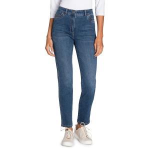 オルセン レディース デニム ボトムス Utility Chic Mona Slim Jeans Blue Denim|astyshop