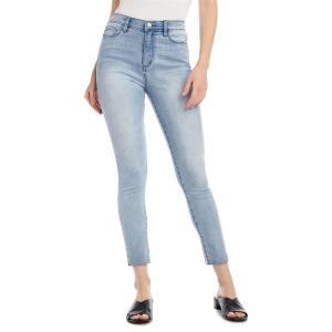 カレンケーン レディース デニム ボトムス Ankle Skinny Jeans Light Blue|astyshop
