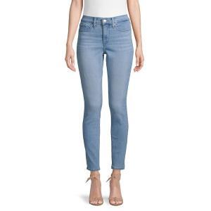 リーバイス レディース デニム ボトムス Stretch Ankle Jeans Oahu Morning|astyshop