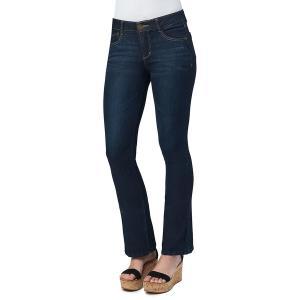 デモクラシー レディース デニム ボトムス Bootcut Jeans Indigo|astyshop
