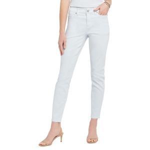 ニックプラスゾーイ レディース デニム ボトムス Retail Therapy Skinny Jeans Light Sky|astyshop