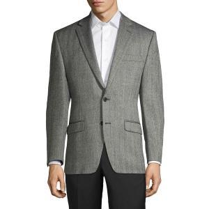 ラルフローレン メンズ ジャケット&ブルゾン アウター Herringbone Sportcoat Black White astyshop