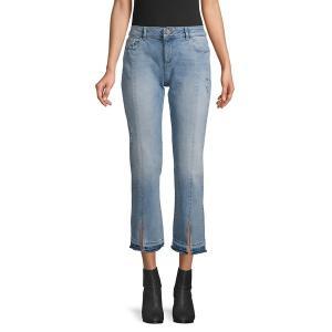 ディーエル1961 レディース デニム ボトムス Mara Straight High-Rise Ankle Jeans Lawrence|astyshop